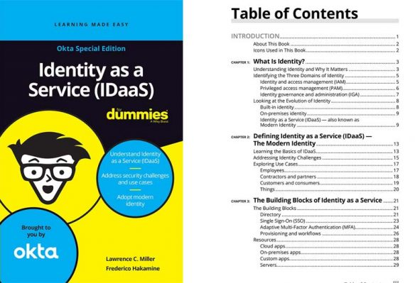 Okta: Identity as a service (for dummies)